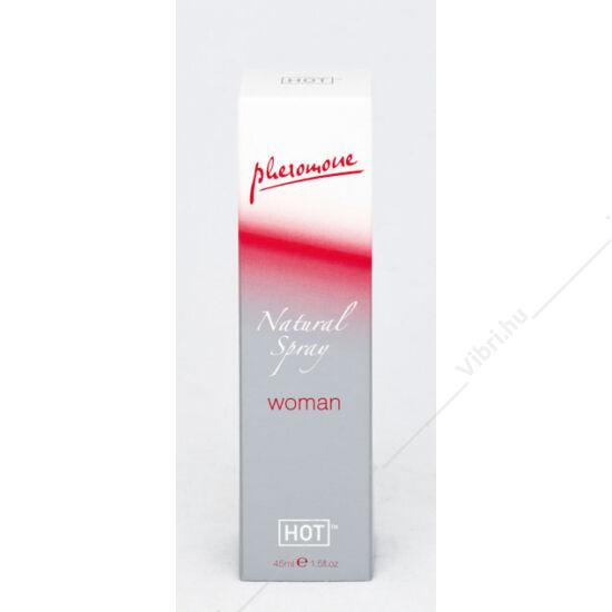 Natural Spray női feromon parfüm - 45ml
