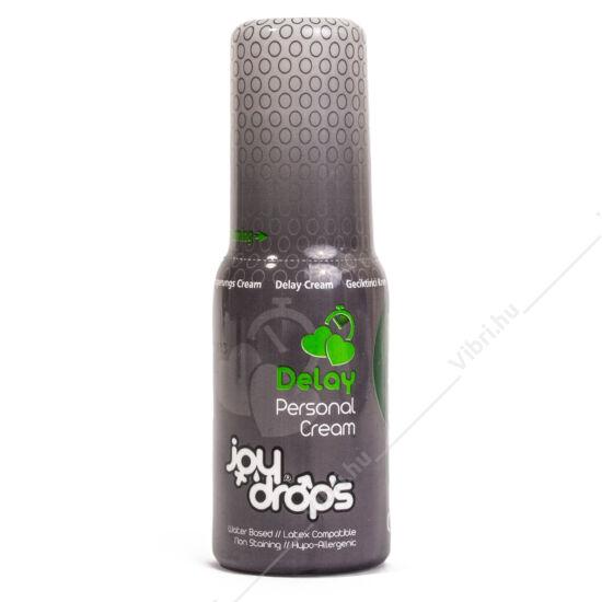 Joydrops késleltető krém - 50ml