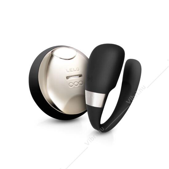 LELO Tiani 3 G-pont/csikló izgató párvibrátor - fekete