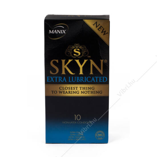 Manix SKYN ultra vékony óvszer - 10db