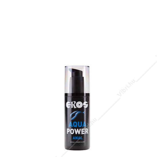 EROS Aqua Power vizes anál síkosító - 125ml