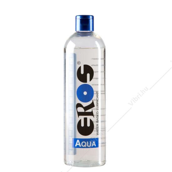 EROS Aqua vízbázisú flakonos síkosító - 500ml
