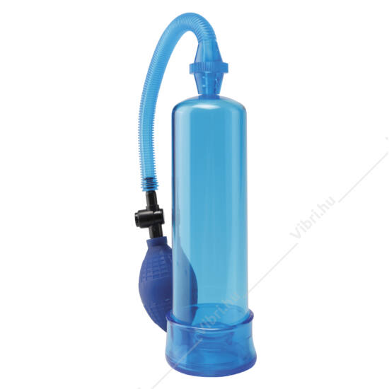 Pump Worx péniszpumpa kezdőknek - kék