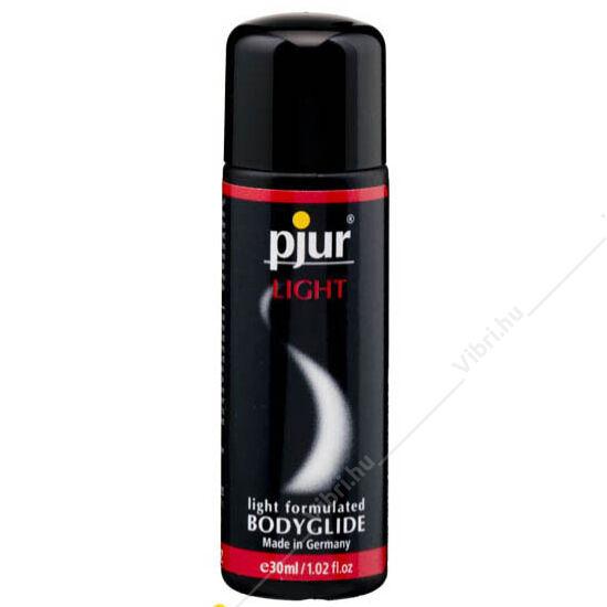 Pjur Light szilikonos síkosító - 30ml