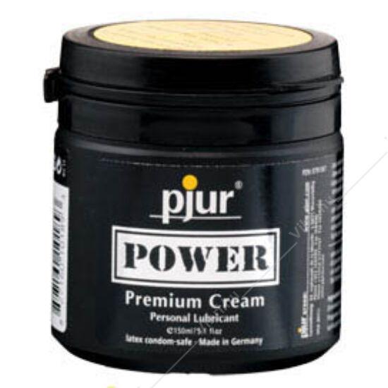 Pjur Power prémium síkosító krém - 150ml
