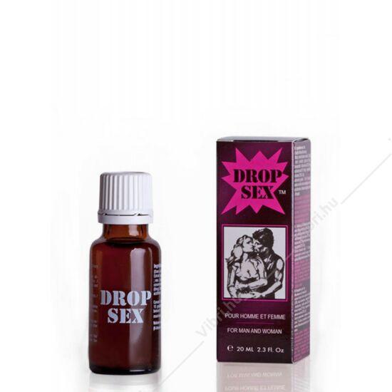 DropSex étrendkiegészítő csepp - 20ml
