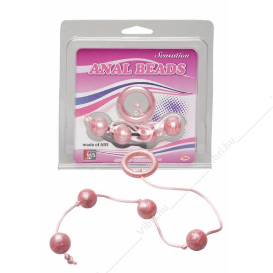 Szenzációs golyósor - kicsi - rózsaszín